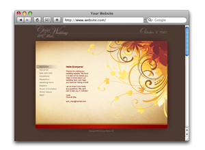 Chris Eichman Studios web design 04